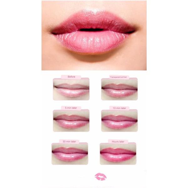 Magic Colour Changing Lipstick - Magiskt Läppstift - Ändrar Färg