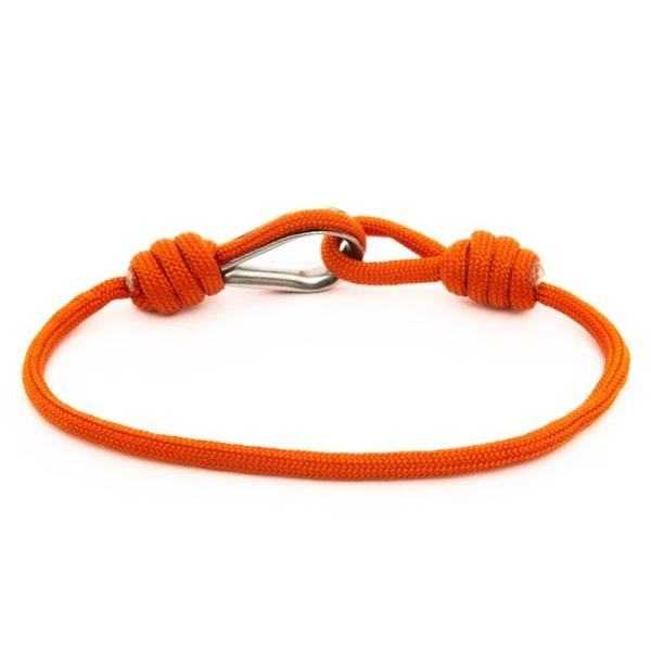 Armband Paracord Naimakka slim Orange  Orange