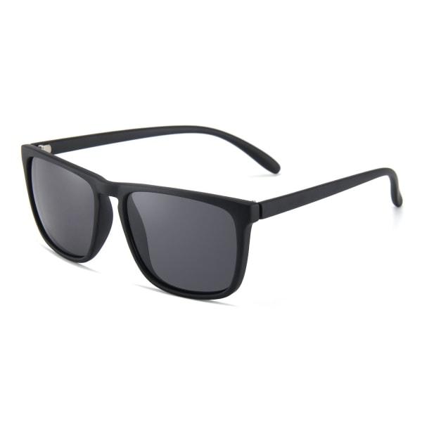 Polariserade Solglasögon Spegel - Ink Fodral Svart