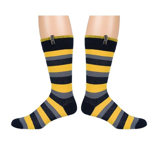 Strumpor Two Socks® 42-46 | Kammad Bomull
