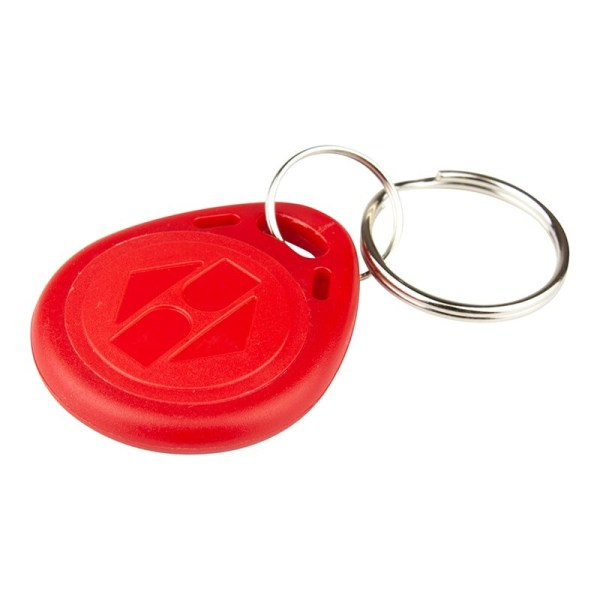 10x 125Khz RFID Smart Tag - Röd Röd