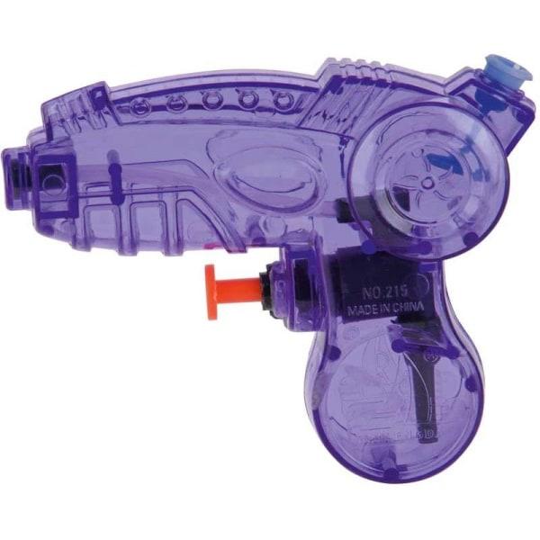 1x Vattenpistol, 10 cm - Säljs Slumpvis multifärg