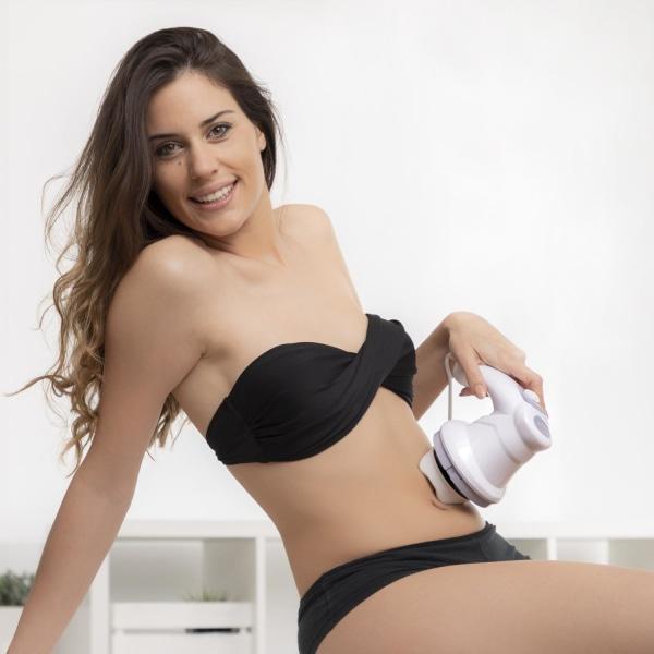 4-i-1 Anti-Cellulit Massageapparat Vit