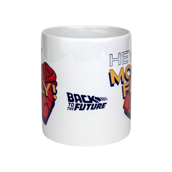 Back to the Future, Mugg - Hey McFly multifärg