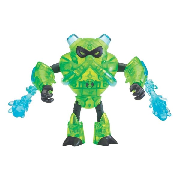 Ben 10, Actionfigur - Out of the Omnitrix Overflow Multifärg