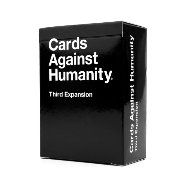 Cards Against Humanity - Third Expansion Svart