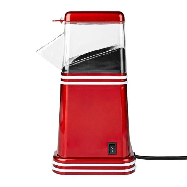 Cool Popcornmaskin, Nedis Röd