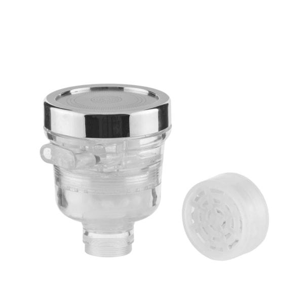 Eko-Kran med Vattenfilter Silver