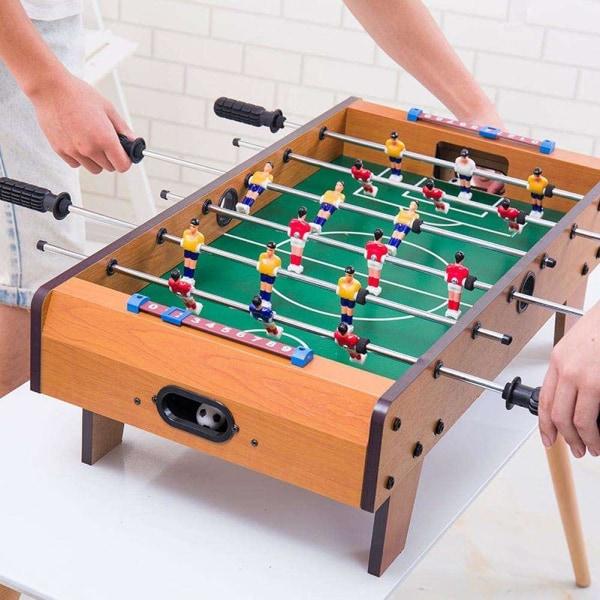 Foosballbord i Trä multifärg