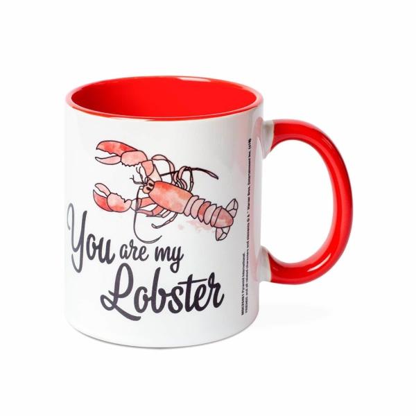 Friends - Mugg, Lobster Multifärg