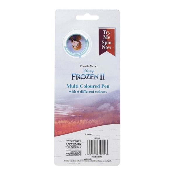 Frozen 2 / Frost 2 , Multifärgad Penna Multifärg