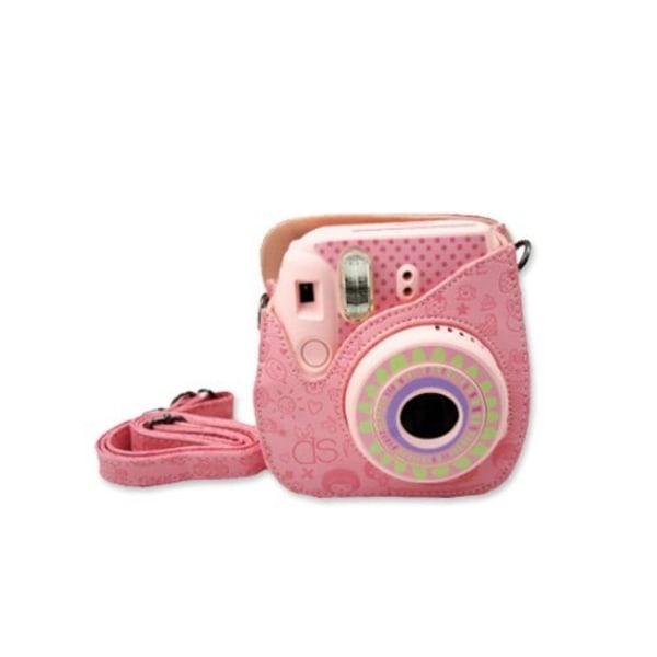 Fujifilm Instax Mini 8 Kameraväska - Blå Blå