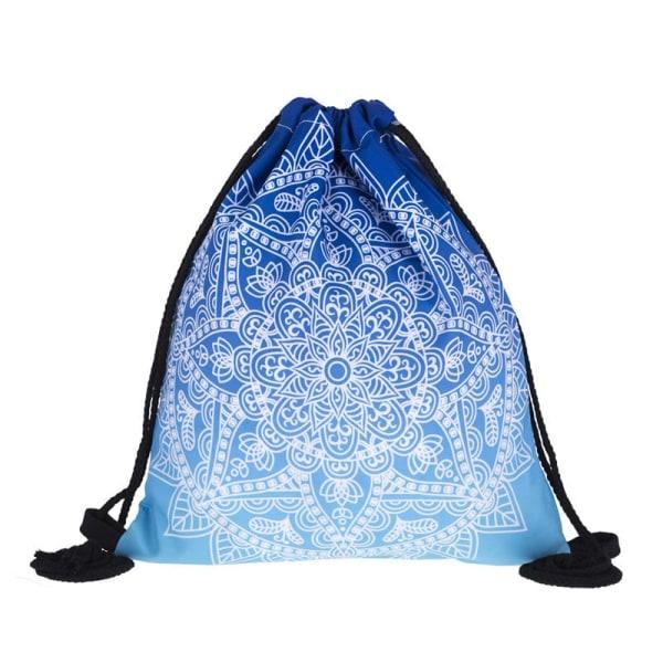 Gympapåse - Mandala Nr. 4 (39x33cm) multifärg