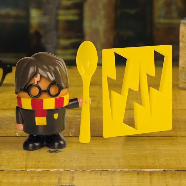 Harry Potter - Frukostset multifärg