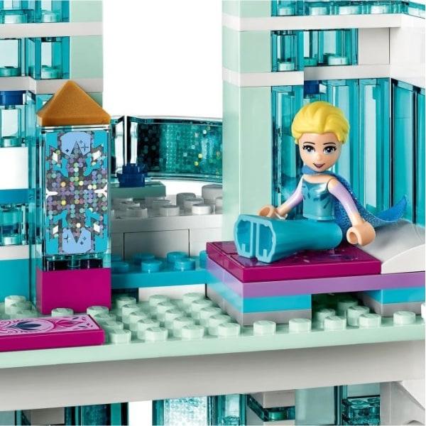 LEGO Frozen - Elsas Magiska Ispalats multifärg