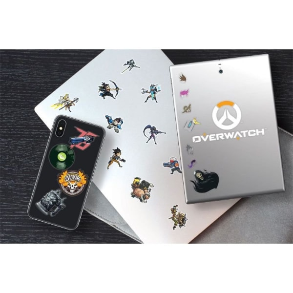 Overwatch, Gadget Decals - 49 st multifärg