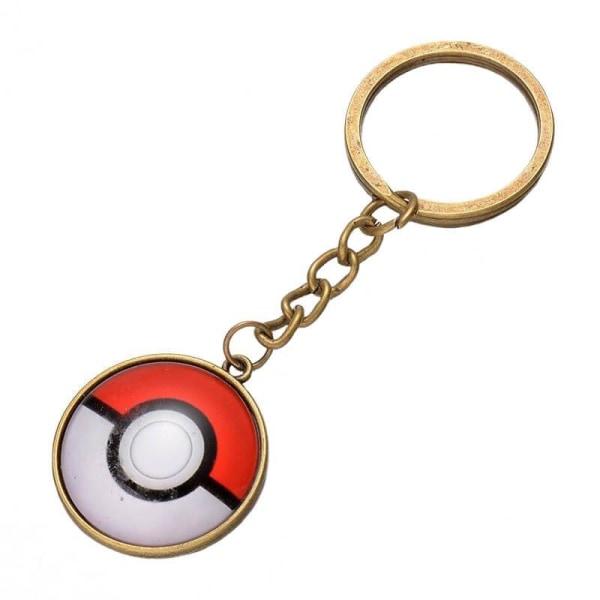 Pokemon Go, Nyckelring - Brons Brons