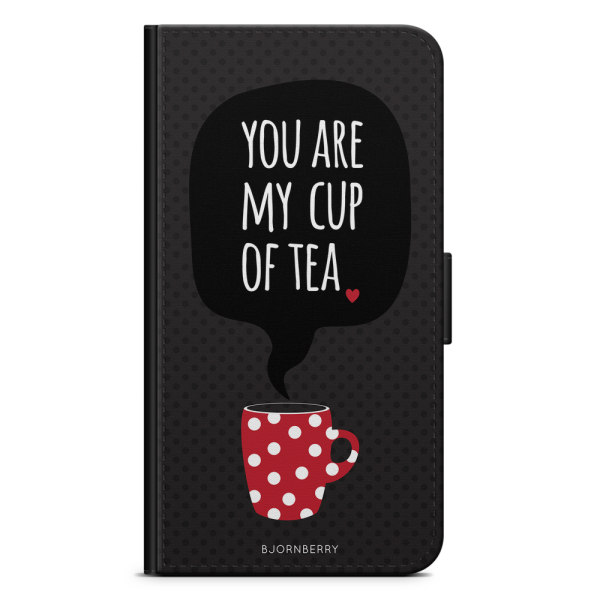 Bjornberry Fodral Huawei Honor 8 Lite - You Are My Cup Of
