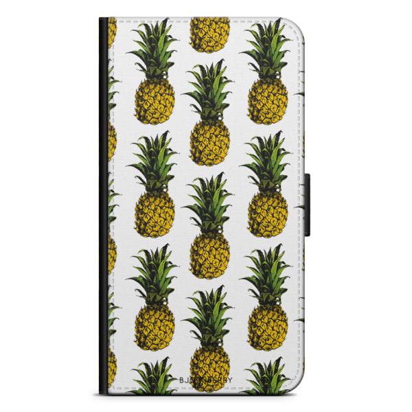 Bjornberry Fodral Huawei Mate 10 Lite - Ananas