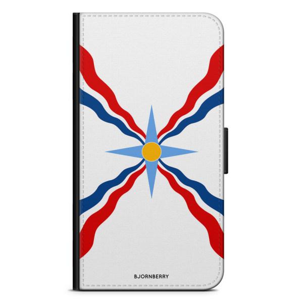 Bjornberry Fodral Huawei Mate 10 Lite - Assyriska flaggan