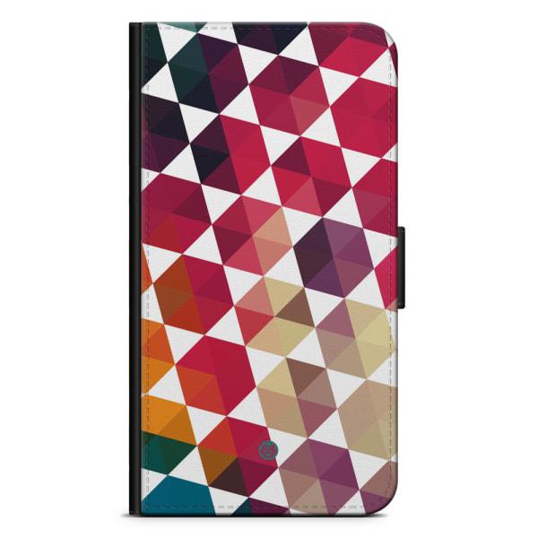 Bjornberry Fodral Huawei Mate 10 Lite - Mosaik