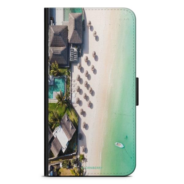 Bjornberry Fodral Huawei Mate 10 Lite - Tropisk Strand