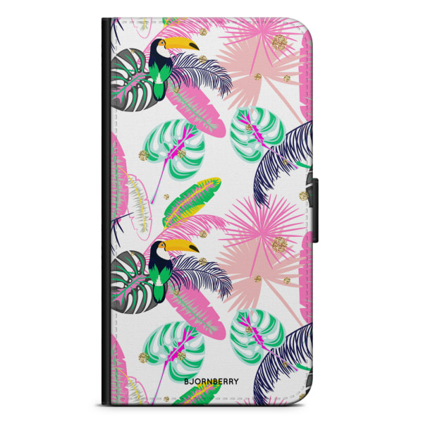 Bjornberry Fodral Huawei Mate 9 Pro - Tropical Pattern