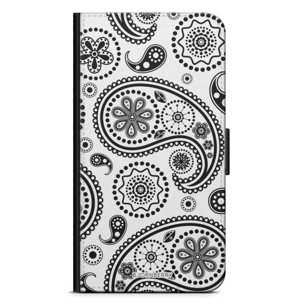 Bjornberry Fodral Huawei P Smart (2018) - Paisley