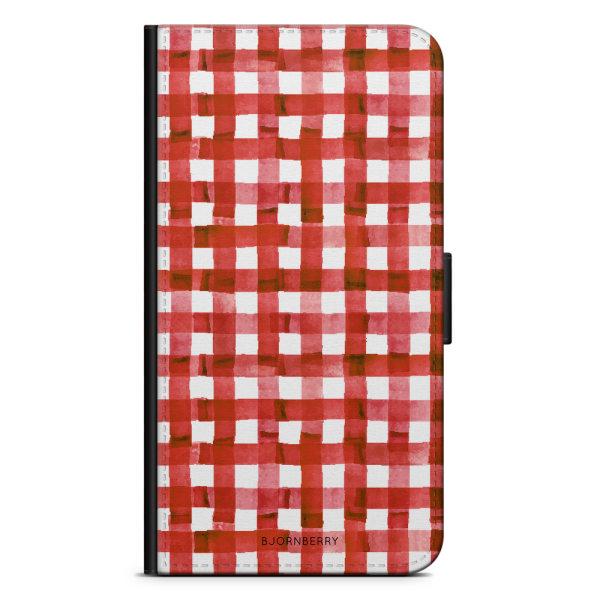 Bjornberry Fodral Huawei P Smart (2019) - Röda Ränder