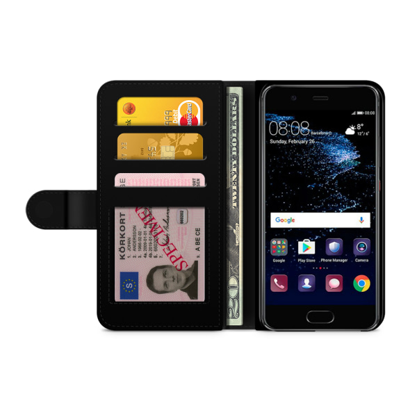 Bjornberry Fodral Huawei P10 - Berg Örn