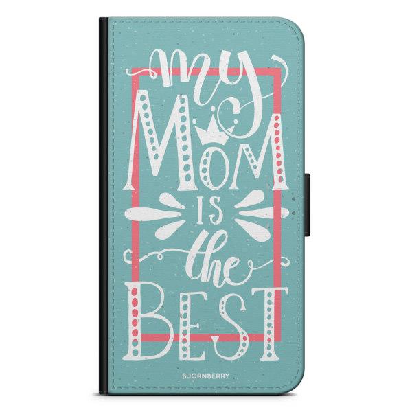 Bjornberry Fodral Motorola Moto G5S Plus - Mom is the best