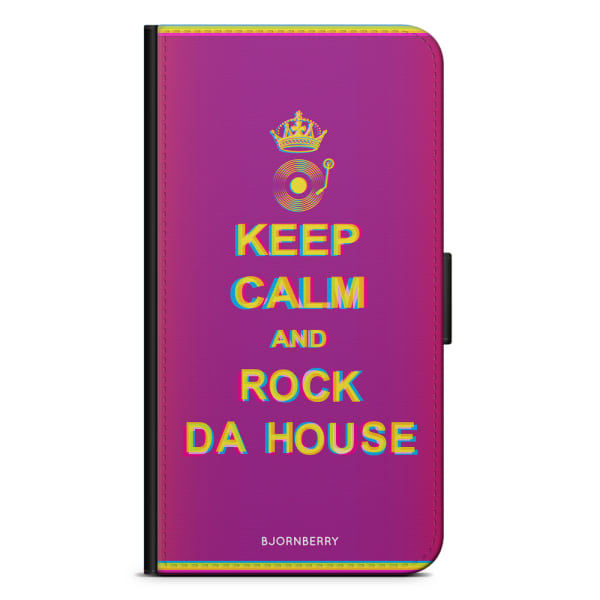 Bjornberry Fodral Motorola Moto G6 Play - Rock da House