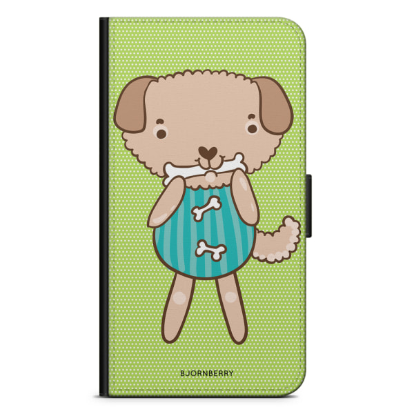 Bjornberry Fodral Motorola Moto G6 Play - Söt Hund