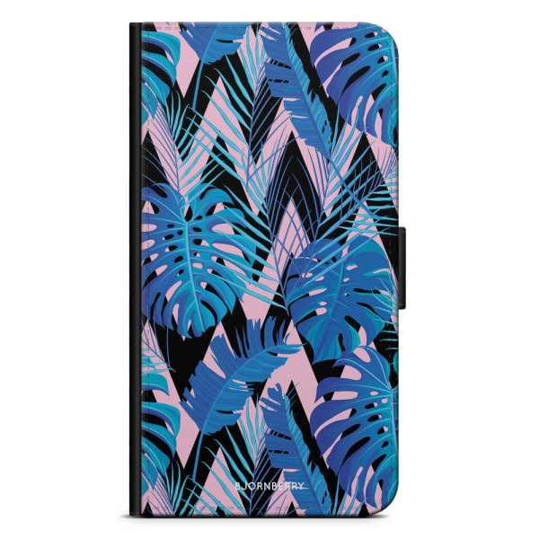Bjornberry Fodral Motorola Moto G6 Play - Tropical Pattern