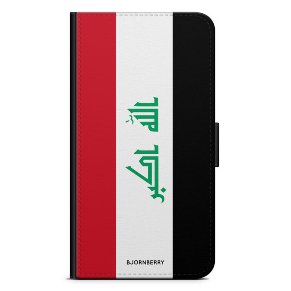 Bjornberry Fodral Motorola Moto G6 Plus - Irak