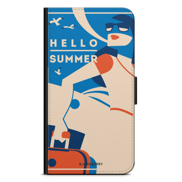 Bjornberry Fodral Motorola Moto G7 Play - Hello Summer