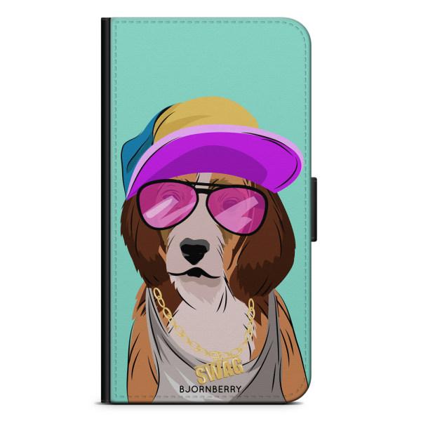 Bjornberry Fodral Motorola Moto G7 Play - SWAG Hund