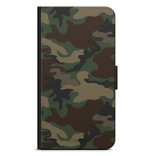 Bjornberry Fodral Samsung Galaxy A20e - Kamouflage