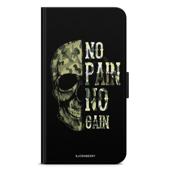 Bjornberry Fodral Samsung Galaxy A21s - No Pain No Gain