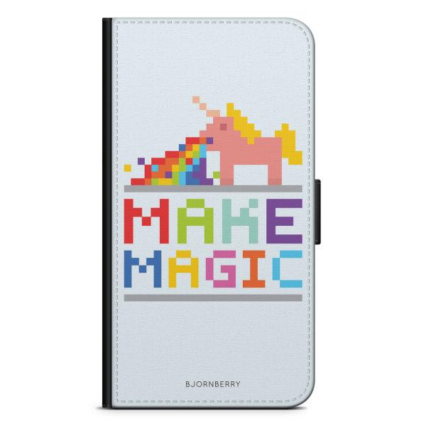 Bjornberry Fodral Samsung Galaxy A3 (2015)- Enhörning Make Magic