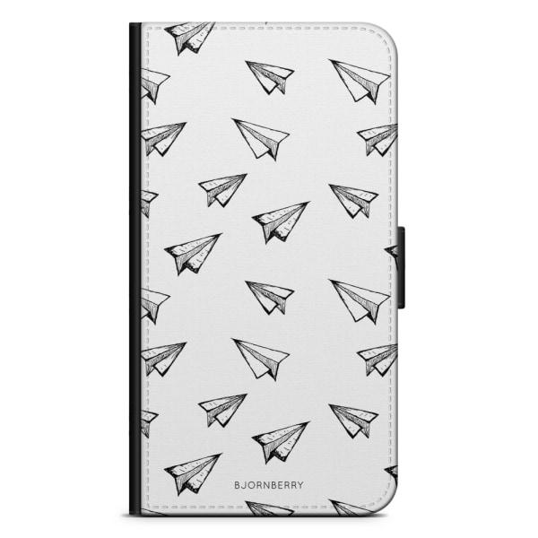Bjornberry Fodral Samsung Galaxy A3 (2016)- Pappersflygplan