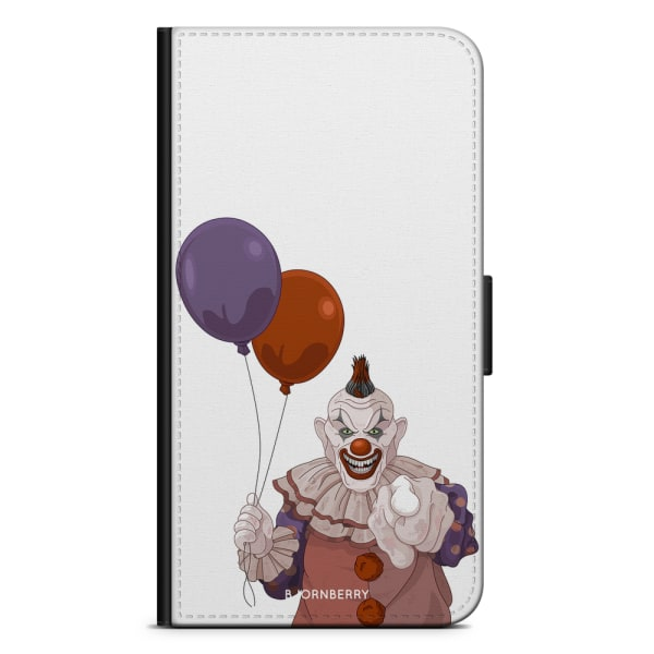 Bjornberry Fodral Samsung Galaxy A40 - Scary Clown
