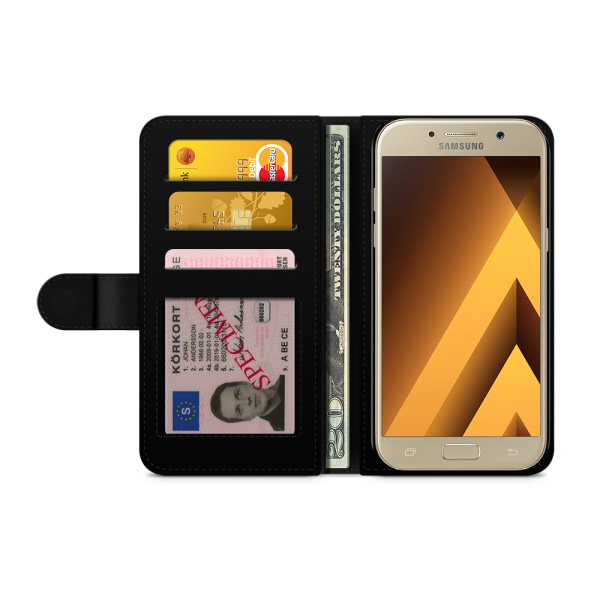 Bjornberry Fodral Samsung Galaxy A5 (2015)- Love Flamingo