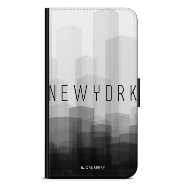 Bjornberry Fodral Samsung Galaxy A5 (2017)- NEW YORK