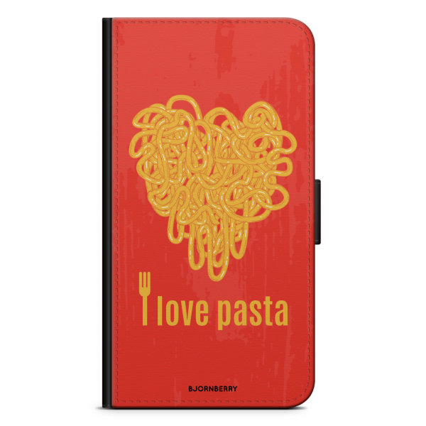 Bjornberry Fodral Samsung Galaxy A50 - I love pasta