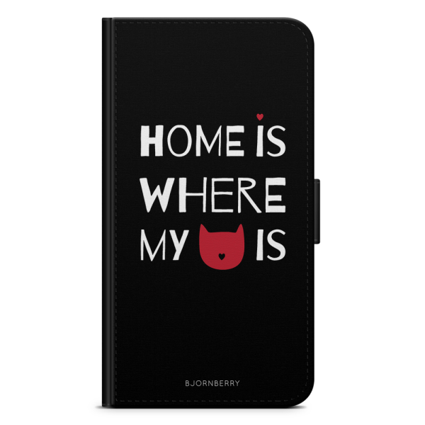 Bjornberry Fodral Samsung Galaxy A6 (2018)- Home Is Where..