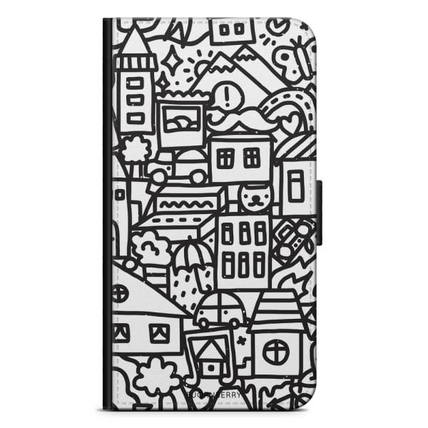 Bjornberry Fodral Samsung Galaxy A6+ (2018)-Stadsliv