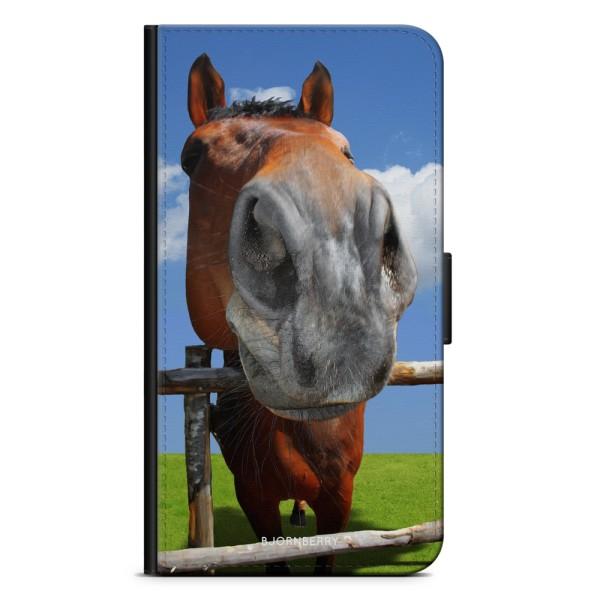 Bjornberry Fodral Samsung Galaxy A7 (2018)- Häst