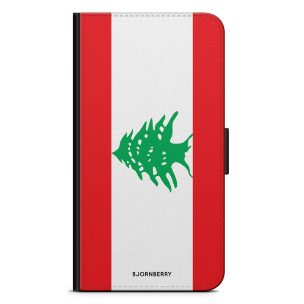 Bjornberry Fodral Samsung Galaxy A7 (2018)- Libanon