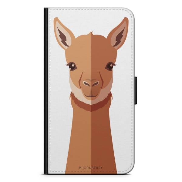 Bjornberry Fodral Samsung Galaxy A8 (2018)- Llama